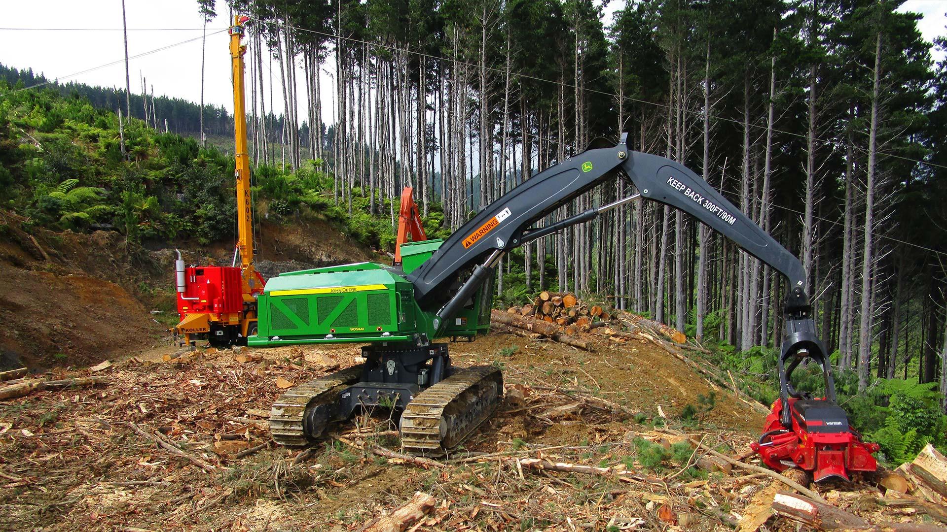 Waikura Logging